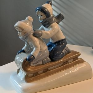 Sebastian 1992  figurine